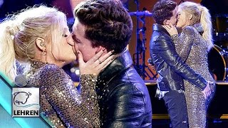 AMA 2015: Charlie Puth & Meghan Trainor Make OUT!!