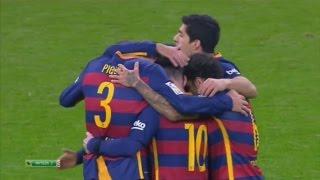 Real Madrid vs Barcelona 0-4 All Goals EL CLASICO HD