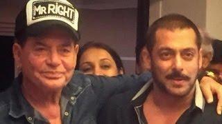 Salman Khan Celebrates Father Salim Khan's 80th Birthday | Inside Video