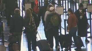 Thanksgiving Travelers Satisfied with Security