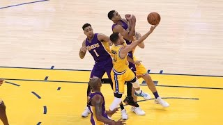 NBA Inside Access: Los Angeles Lakers - Golden State Warriors