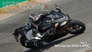 Aprilia RSV4 R APRC - Superbike Smackdown X