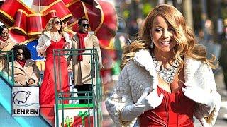 Mariah Carey's Thanksgiving Parade ( Video)