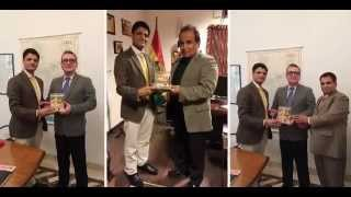 Satish Kumar Bhargava, Meeting with embassies
