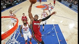 NBA: Dwyane Wade Turns Back the Clock With the Monster Slam!