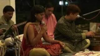 Nishant Akshar and Sarita - Sarita Sings Doston Tum Sab Ko Yeh Shaam Mubarak Ho