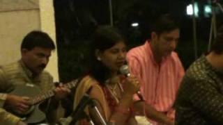 Nishant Akshar and Sarita - Sarita sings Aaiye Meherbaan
