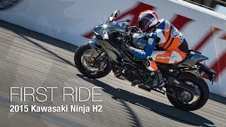Kawasaki Ninja H2 First Ride