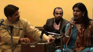 Nishant Akshar and Sarita Live at IHC - Sarita sings Aaiye Meherbaan