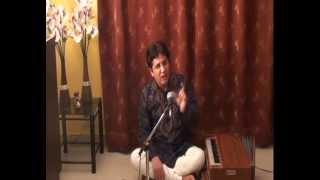 Learn to sing Raga Bhairav, Online Indian Classical Lesson by Nishant Akshar for beginners