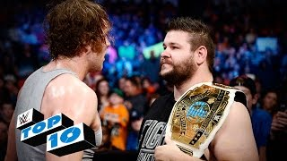 Top 10 SmackDown moments: WWE Top 10, November 26, 2015