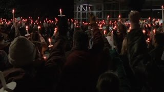 Hundreds Attend Vigil For Colo. Shooting Victims