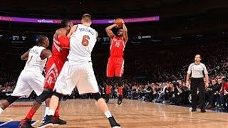 NBA: Marcus Thornton and James Harden Save the Day