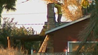 Suspected Burglar Gets Stuck in Chimney, Dies