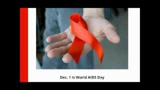Dec 1 Is World AIDS Day