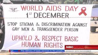 Polye on AIDS day - World AIDS Day