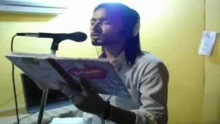 Kaha Tha Na Tumse - Recording Live in the Studio - Zuby Ali - Painfull Rockstars