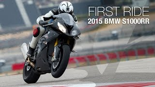 BMW S1000RR First Ride