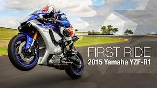 Yamaha YZF - R1 First Ride