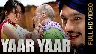 New Punjabi Songs || YAAR - YAAR || PARMINDER MAANGAT feat. DAVVY SINGH