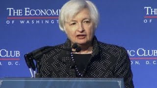 Yellen: US on Track for Interest Rate Hike