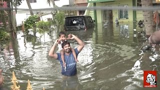 Rescue operation in Flood by Mr.C.Sylendra Babu (ADGP) | Chennai flood