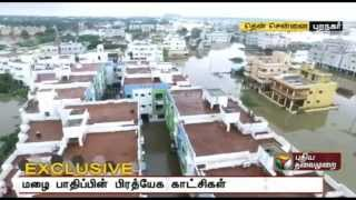 Exclusive Video: Chennai sinks in rain water, floods everywhere
