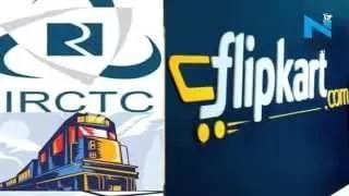 IRCTC beats Flipkart, emerges as biggest online marketplace