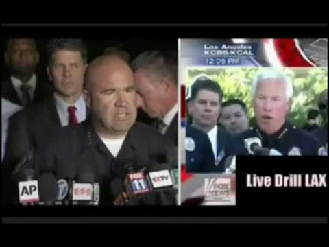 San Bernardino Shooting Hoax...This is NOT a Coincidence