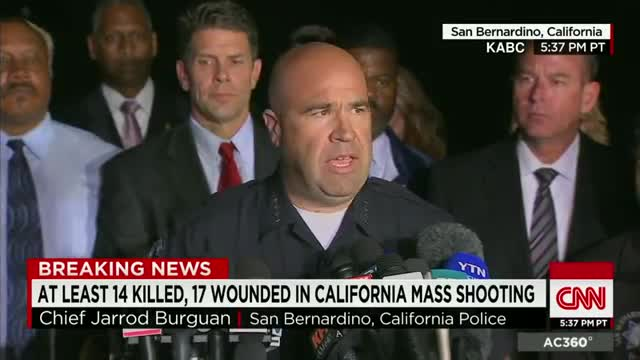 Police: 2 suspects dead in San Bernardino shooting