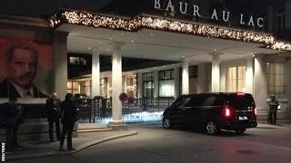 Fifa arrests: High-ranking officials detained at Zurich hotel