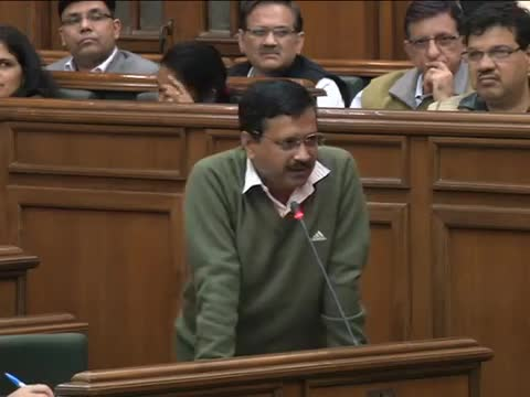 Delhi CM Arvind Kejriwal Discuses How Much Education is Important For Children