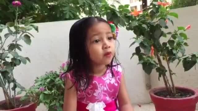 Genius Little Girl | WOW Amazing