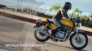 Royal Enfield Continental GT - Classic Bike