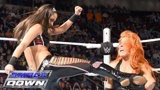 Brie Bella vs. Becky Lynch: WWE SmackDown, December 3, 2015