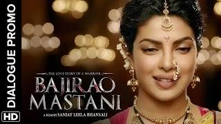 Kashibai expresses her love for Bajirao | Bajirao Mastani | (Dialogue Promo)