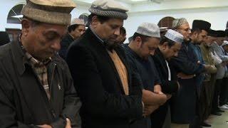 Prayer Vigil in Southern California Mosque