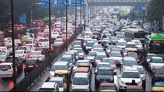 Odd and even number vehicles to ply in Delhi on alternate days