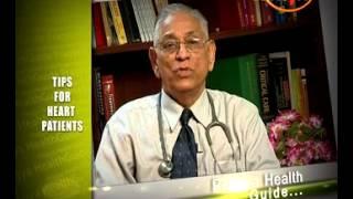 Best Tips To Prevent Heart Disease & Stroke - Dr. Anil Chaturvedi (Senior Physician)