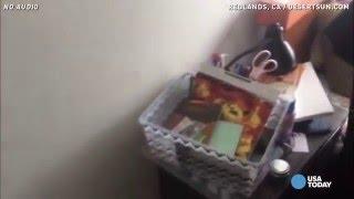 Take a look inside San Bernardino shooter's home