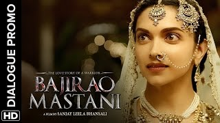 Mastani deeply loves her Peshwa warrior | Bajirao Mastani | Dialogue Promo