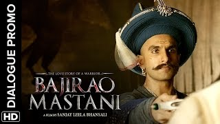 Bajirao at the battlefront | Bajirao Mastani | Dialogue Promo