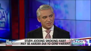 Could there be a quit smoking gene?