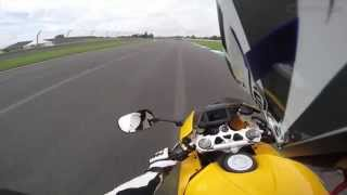 EBR 1190RX Onboard Lap of Indianapolis