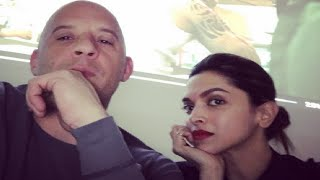 Deepika Padukone & Vin Diesel in XXX The Return of Xander Cage
