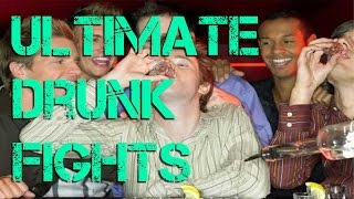 Ultimate Drunk Fights Compilation || The Street Fights