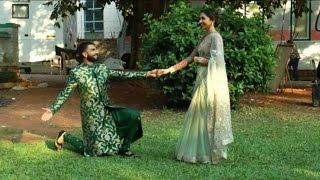 Ranveer Singh Goes Down On His Knees For Deepika Padukone | MARRIAGE Proposal