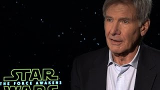 Ford: Older, Wiser Han Solo in New 'Star Wars'