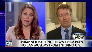 Rand Paul: We need immigration pause, not religious test