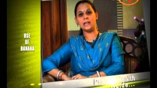 Banana Fruit Nutrition Facts And Health Benefits - Dr. Rashmi Bhatia (Dietitian)